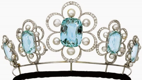 Aquamarine Tiara (1908) by Fouquet1-min