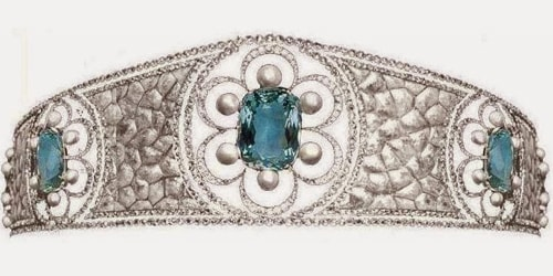 Aquamarine Tiara (1908) by Fouquet2-min
