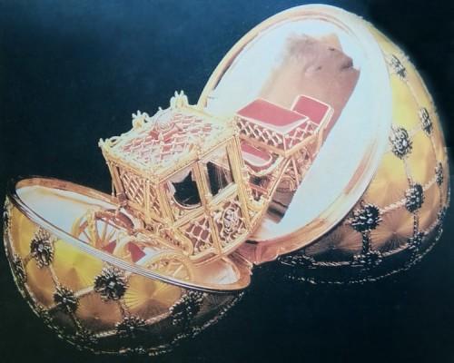 coronation egg