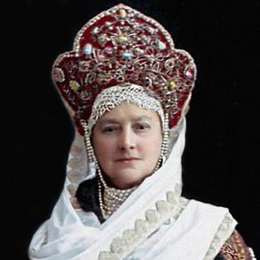Екатерина Ильинична Татищева, урожд. Бибикова