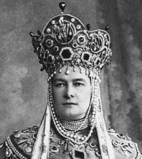 Великая княгиня Мария Павловна, урожденная герцогиня Мекленбург-Шверинская