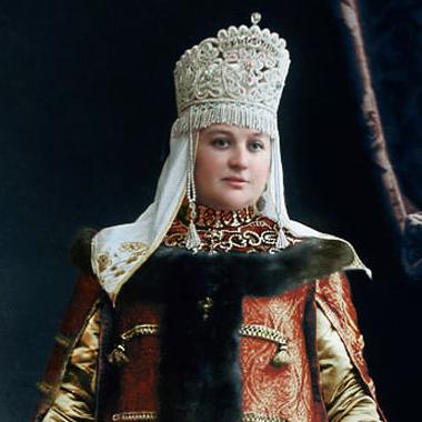 Светлейшая княгиня Екатерина Владимировна Голицына, урожд. графиня Мусина-Пушкина