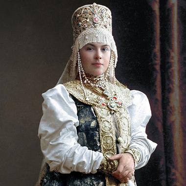 Графиня Наталия Федоровна Карлова, урожд. Вонлярская