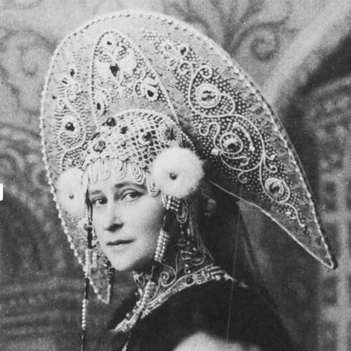 Великая Княгиня Елизавета Федоровна,  урожд. принцесса Гессен-Дармштадтская, старшая сестра Александры Федоровны
