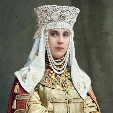 Графиня Елиэавета Васильевна Мусина-Пушкина