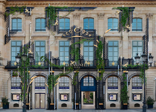 Chaumet-building