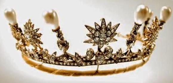 danish tiara